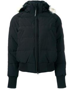 Canada Goose | Ladies Savona Bomber Jacket Medium Nylon/Polyester/Cotton/Coyote