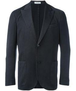 Boglioli | Patch Pocket Blazer 54 Wool/Cupro