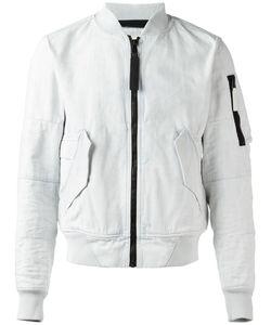 G-Star | Denim Bomber Jacket Medium Cotton/Polyester