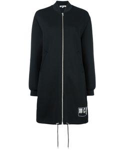 Mcq Alexander Mcqueen | Long Jersey Bomber Jacket Xs