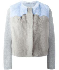 INÈS & MARÉCHAL | Ines Marechal Azur Jacket 36 Cotton/Mink Fur/Polyester/Viscose