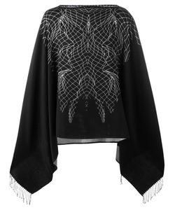MARCELO BURLON COUNTY OF MILAN | Asier Poncho Cotton