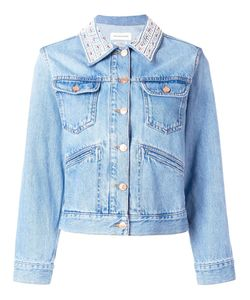 Isabel Marant Étoile | Christa Denim Jacket 40 Cotton/Buffalo