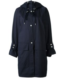See By Chloe | See By Chloé Drawstring Hood Coat 36 Cotton