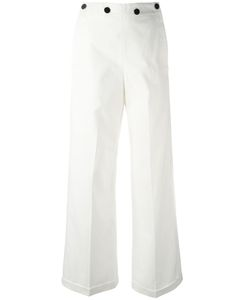 Jil Sander | Carlo Trousers 36 Cotton