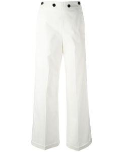 Jil Sander   Carlo Trousers 36 Cotton