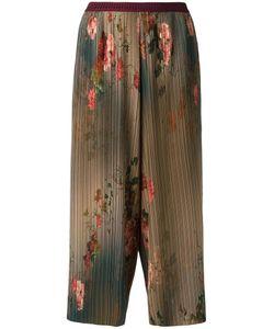 Antonio Marras | Plissé Trousers 0 Polyester/Spandex/Elastane