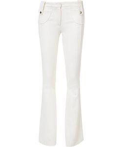 Derek Lam | Patch Pocket Trousers 40 Virgin Wool/Spandex/Elastane