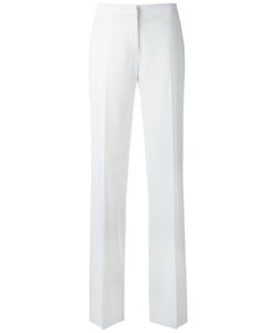Max Mara | Wide-Leg Tailored Trousers 42 Spandex/Elastane/Virgin Wool