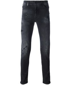 MARCELO BURLON COUNTY OF MILAN | Distressed Skinny Jeans 36