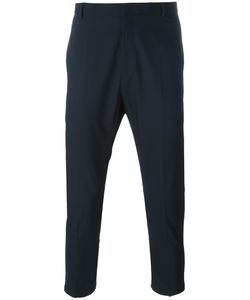Jil Sander | Cropped Trousers 48 Cotton/Spandex/Elastane