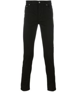 Givenchy | Star Patch Slim Fit Jeans 33 Cotton/Spandex/Elastane/Polyester