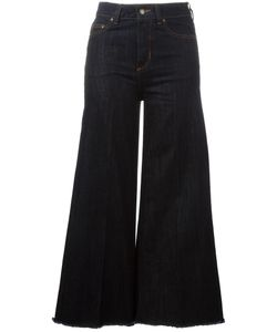 Red Valentino | Cropped Trousers 28 Cotton/Polyester