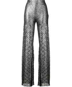 Huishan Zhang | Flared Trousers 12 Polyester