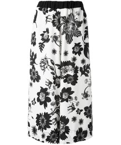 Antonio Marras | Print Trousers Size 1 Polyester