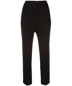 Givenchy | Tapered Tailored Trousers 40 Wool/Acetate/Silk/Polyester