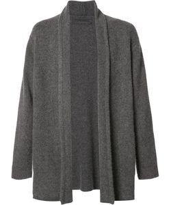 The Elder Statesman | Buttonless Cardigan Large Cashmere