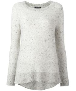Rag & Bone | Ribbed Detail Jumper Xxs Cashmere