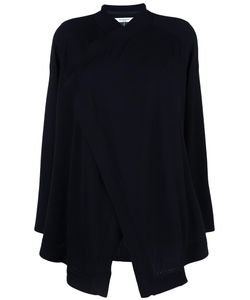 Givenchy | Waterfall Front Cardigan Small Wool