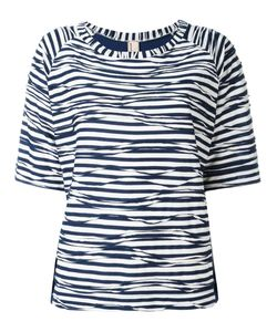 Antonio Marras | Striped T-Shirt 40 Cotton/Polyester/Viscose