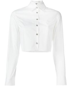 JOURDEN | Cropped Shirt 36 Cotton
