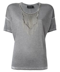 The Kooples | Embellished T-Shirt 2 Viscose