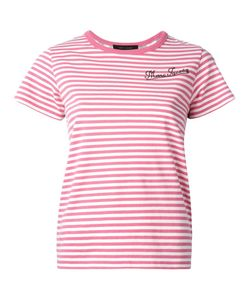 Marc Jacobs   Printed Patchwork T-Shirt Small Cotton