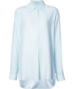 TOME | Charmeuse Oversized Shirt 4 Silk