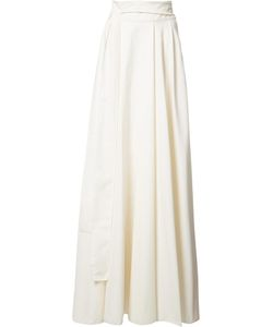 NOVIS | Vine Pleated Skirt 4 Cotton