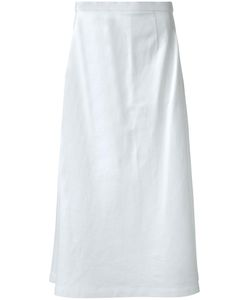 T By Alexander Wang | A-Line Skirt Small Cotton