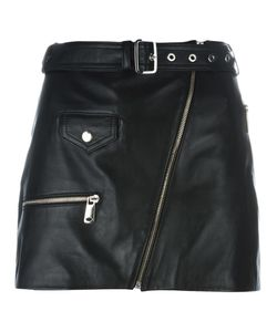Manokhi | Fusta Skirt 36 Lamb Skin