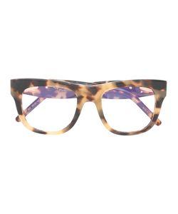 POMELLATO | Round Frame Glasses Acetate