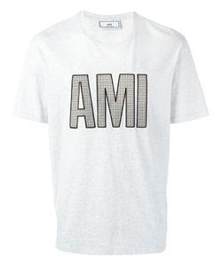 Ami Alexandre Mattiussi | Ami Patch T-Shirt Large Cotton