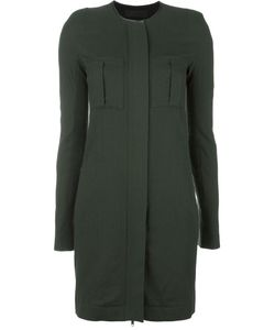 Haider Ackermann | Concealed Fastening Shirt Dress 40 Virgin
