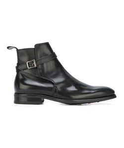B-Store | B Store Max Boots 46 Calf Leather/Leather/Rubber