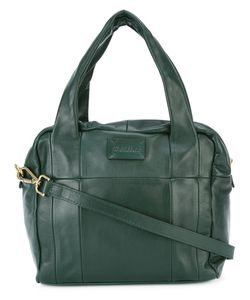 Cotélac   Zipped Shoulder Bag Calf Leather