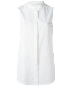 3.1 Phillip Lim   Twisted Back Sleeveless Shirt 2