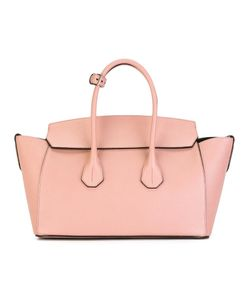 Bally | Buckled Handles Tote Calf Leather