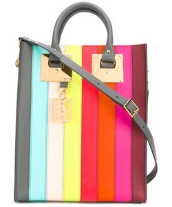 Sophie Hulme | Rainbow Tote Leather