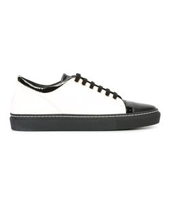 Lanvin | Tennis Sneakers 36 Rubber/Leather