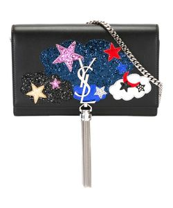Saint Laurent | Classic Kate Monogram Love Tassel Chain Wallet