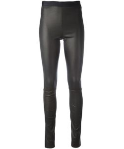Neil Barrett | Leather Leggings Large