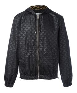 Givenchy | Egyptian Eye Pattern Jacket Small Polyamide