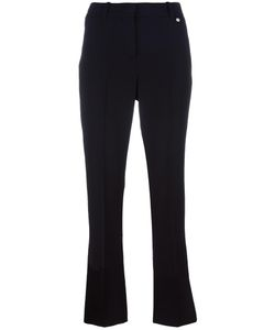 Givenchy | Tailored Bootcut Trousers 44 Wool/Acetate/Silk