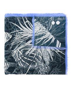 Odeeh | Sealife Print Scarf Silk