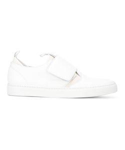 Z Zegna | Hook Loop Sneakers 5 Calf