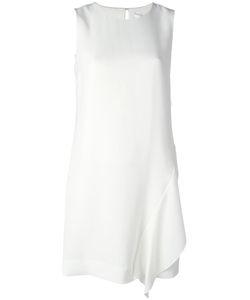 Diane Von Furstenberg | Ruffled Detail Dress 2 Polyester/Spandex/Elastane