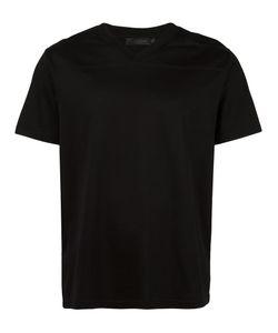 Calvin Klein Collection | V-Neck T-Shirt Small Cotton