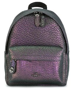 COACH | Hologram Effect Backpack Leather