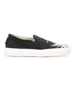 Joshua Sanders | Slip On Sneakers Adult Unisex 40 Cotton/Rubber